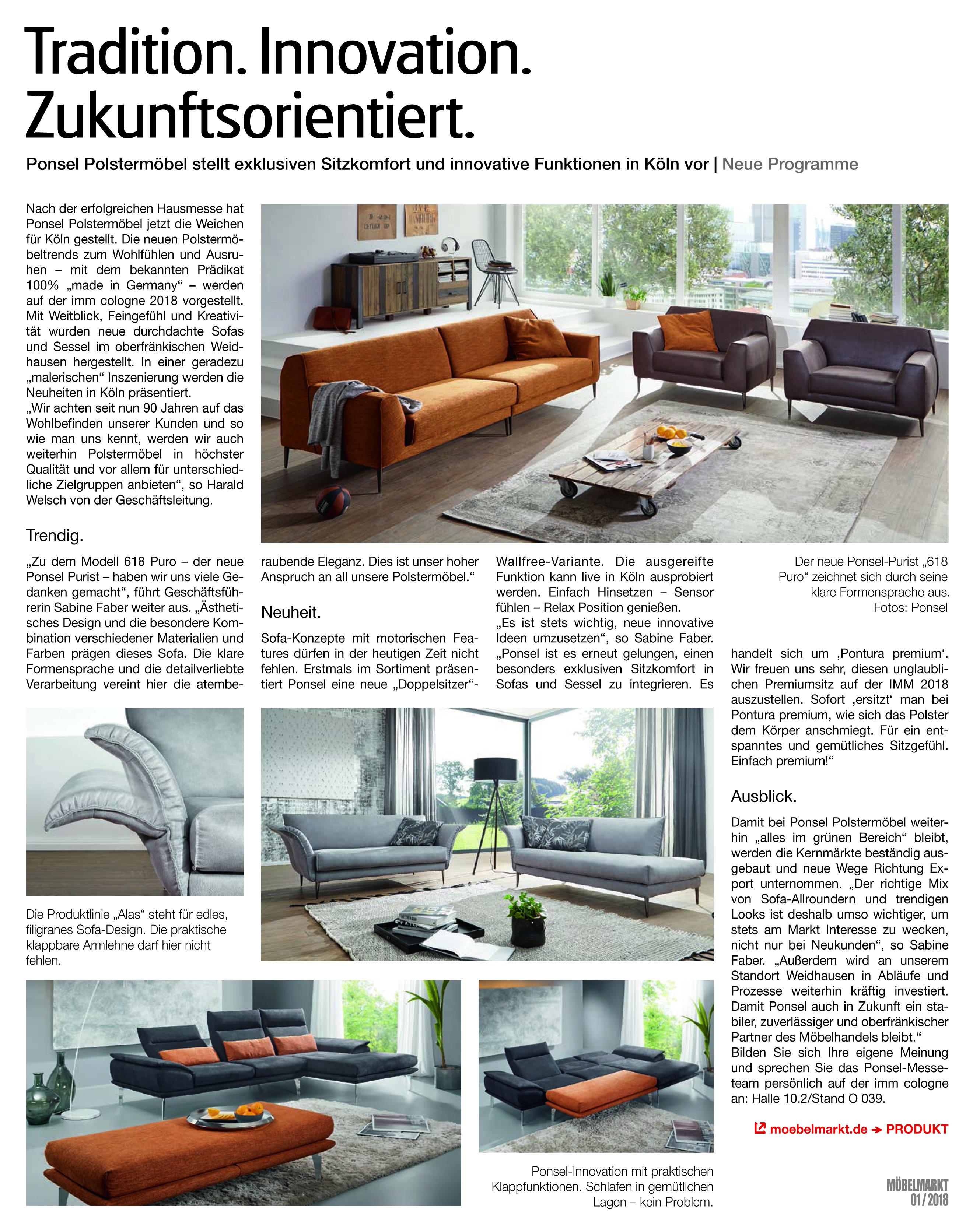 ponsel polsterm bel. Black Bedroom Furniture Sets. Home Design Ideas